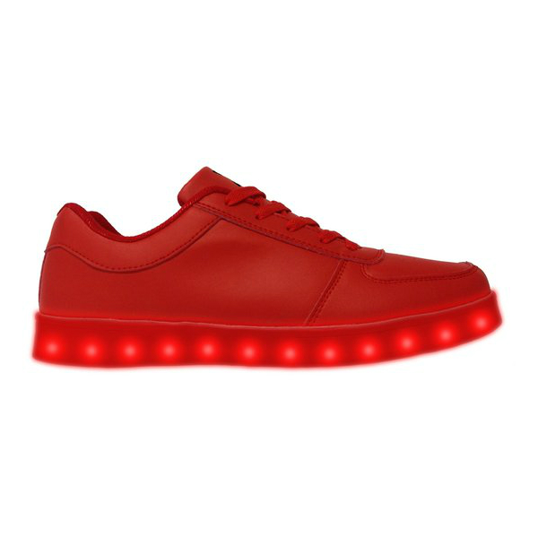 Wize & Ope Chaussures Rouges Pour Les Hommes EY3P5icOGK